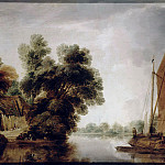 part 09 Hermitage - Peters, Gillies - View of the River
