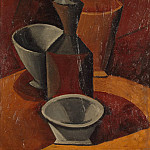 Picasso, Pablo – Beadon and bowls, part 09 Hermitage