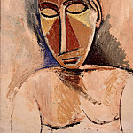 part 09 Hermitage - Picasso, Pablo - Nude