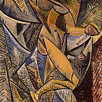 Picasso, Pablo – Dance of the Veils, part 09 Hermitage