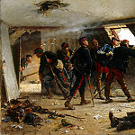 Episode Franco-Prussian War, De Schryver Louis Marie