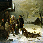 part 09 Hermitage - Nordenberg, Bengt - killed deer
