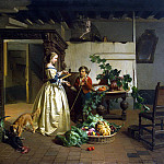 part 09 Hermitage - Noter, David Emil Joseph De - in the kitchen