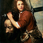 Ost, Jacob van the Elder – David with the head of Goliath, part 09 Hermitage