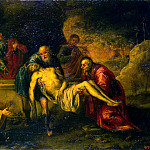 part 09 Hermitage - Pereda, Antonio - The Entombment