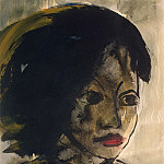 part 09 Hermitage - Nolde, Emil - head girl