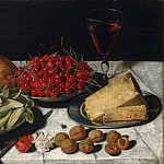 part 09 Hermitage - Plepp, Joseph - Natyupmort with cherries and cheese
