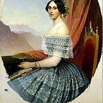 part 09 Hermitage - Neff, Timofei Andreyevich - Portrait of a young woman