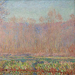 Claude Oscar Monet - The Willows