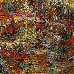 Claude Oscar Monet - The Japanese Bridge 8