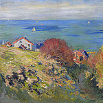 Pourville, Claude Oscar Monet