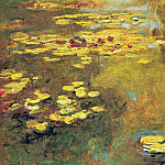 Claude Oscar Monet - Water Lilies, 1919 04