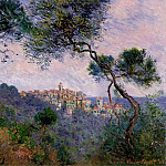 Bordighera, Italy, Claude Oscar Monet