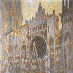 Claude Oscar Monet - Rouen Cathedral 02