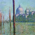 Claude Oscar Monet - The Grand Canal 03