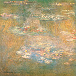 Water Lilies, 1908 04, Claude Oscar Monet
