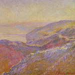 Claude Oscar Monet - At Val Saint-Nicolas near Dieppe in the Morning
