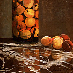 Jar Of Peaches, Claude Oscar Monet