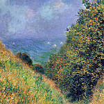 Path at Pourville 02, Claude Oscar Monet