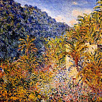 The Valley of Sasso, Claude Oscar Monet
