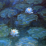 Water Lilies, 1897-99 02, Claude Oscar Monet