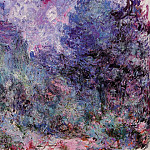 The House Seen from the Rose Garden 3, Claude Oscar Monet