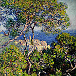 Bordighera, Claude Oscar Monet