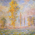 Meadow at Giverny, Claude Oscar Monet