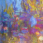 Water Lilies, 1914-17 03, Claude Oscar Monet