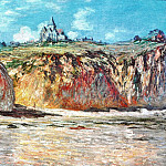 The Church at Varengeville 02, Claude Oscar Monet