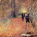 The Shoot, Claude Oscar Monet