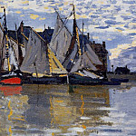 Sailboats, Claude Oscar Monet