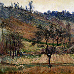 The Valley Of Falaise, Claude Oscar Monet