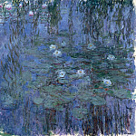 Water Lilies, 1916-19 06, Claude Oscar Monet