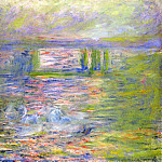 Charing Cross Bridge 2, Claude Oscar Monet