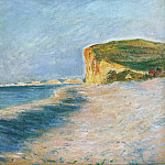 Pourville, near Dieppe, Claude Oscar Monet