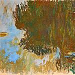 Claude Oscar Monet - Water Lilies, 1917-19 01