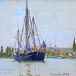 The Sailing Boat, Claude Oscar Monet