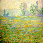Meadows at Giverny, Claude Oscar Monet
