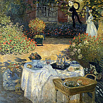 Claude Oscar Monet - The Luncheon