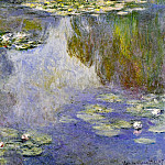 Claude Oscar Monet - Water Lilies, 1907 05