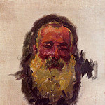 Self Portrait, Claude Oscar Monet