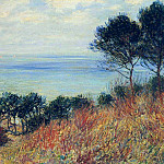 The Coast of Varengeville, Claude Oscar Monet
