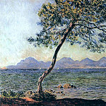 Claude Oscar Monet - At Cap d'Antibes