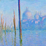 The Grand Canal, Venice, Claude Oscar Monet