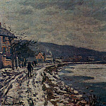 Клод Оскар Моне - The Seine at Bougival