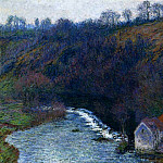 Claude Oscar Monet - The Mill at Vervy