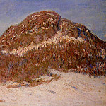 Mount Kolsaas 3, Клод Оскар Моне