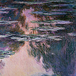 Water Lilies, 1907 11, Claude Oscar Monet