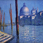 The Grand Canal, Claude Oscar Monet